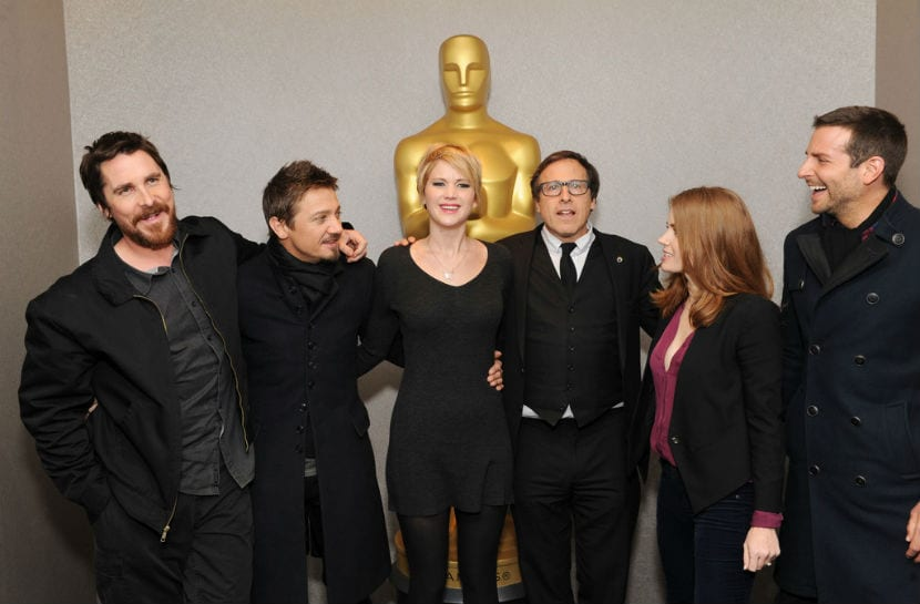 American Hustle Oscar 2014