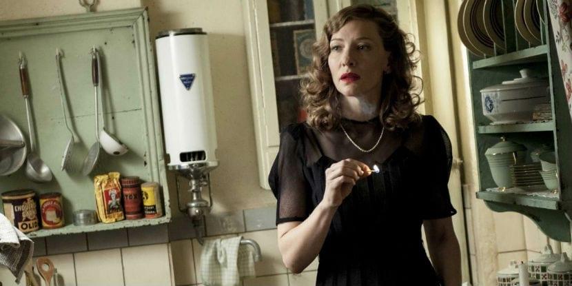 Cate Blanchett en The Monuments Men