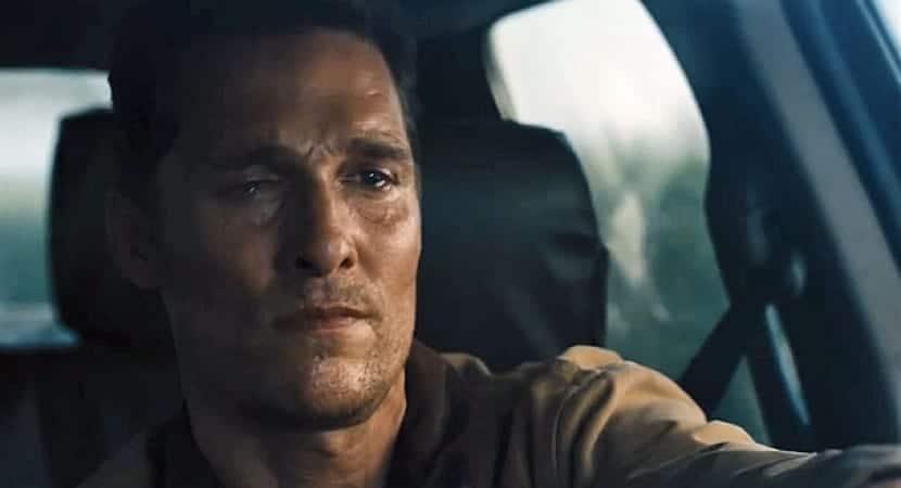 Matthew McConaughey en Interstellar
