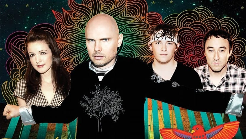 Smashing Pumpkins BMG 2015