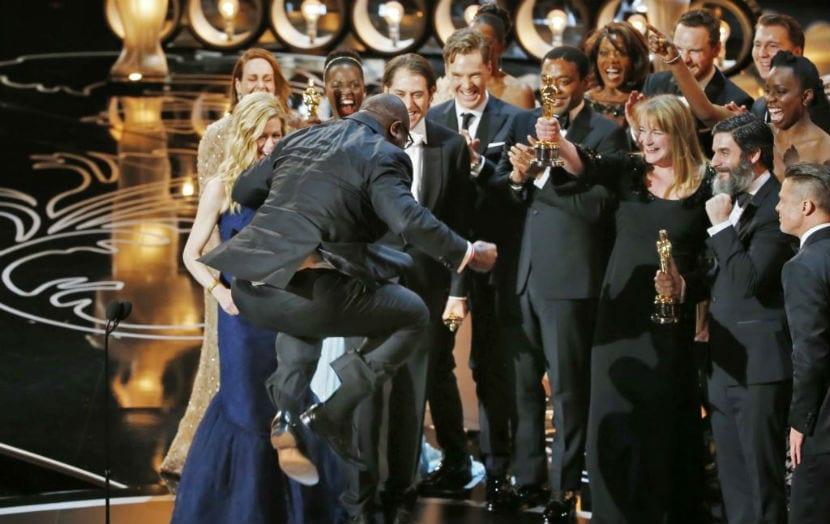 Twelve Years a Slave Oscar