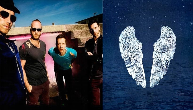 Coldplay Ghost Stories 2014