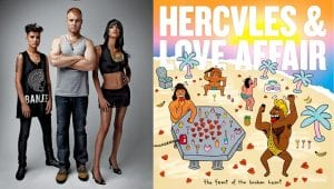 Hercules Love Affair Feast