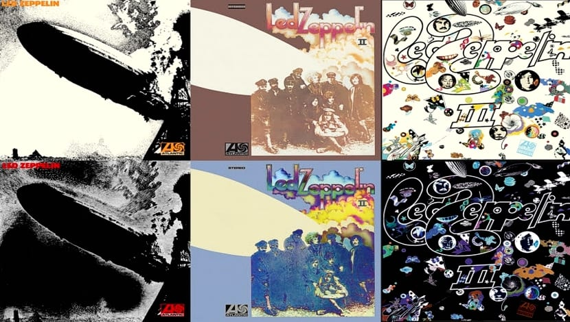 Led Zeppelin Remastered 2014