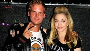 Madonna Avicii álbum 2014