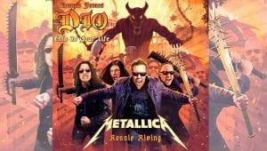 Metallica Dio Ronnie