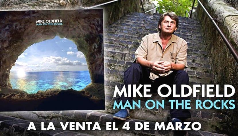 Mike Oldfield Man Rocks