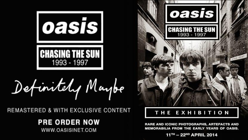 Oasis Chasing Sun 2014