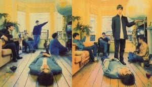 Oasis Definitely Maybe 2014
