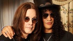 Ozzy Osbourne Slash MusiCare