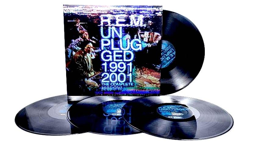 R.E.M. Unplugged Record Day