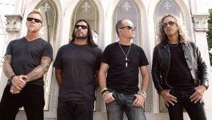 Metallica Ulrich álbum 2014