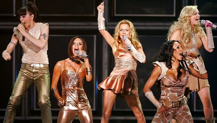 Spice Girls Las Vegas 2016