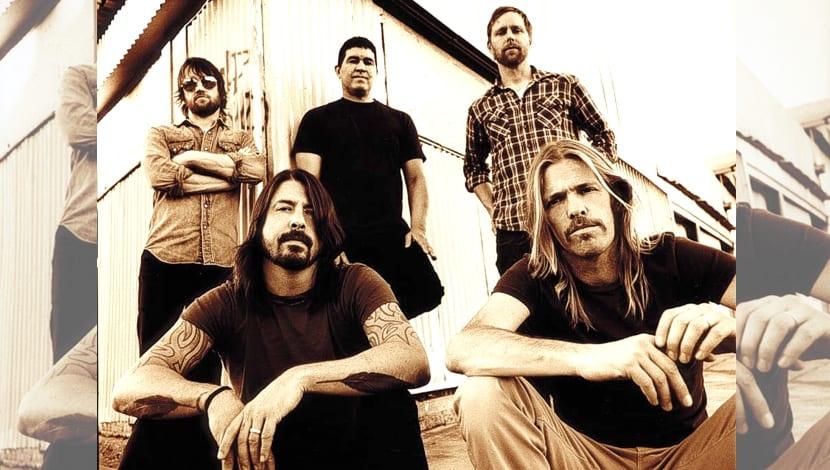 Foo Fighters HBO otoño