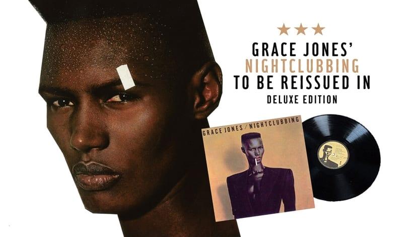 Grace Jones Nightclubbing Deluxe