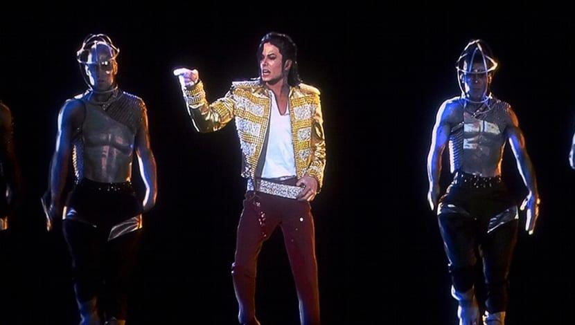Michael Jackson holograma Billboard