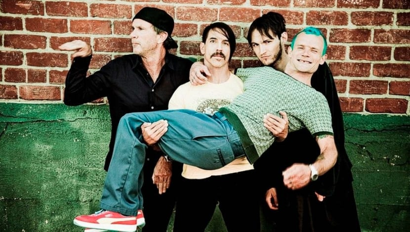 Red Hot Chili Peppers Chad