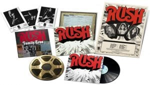 Rush Rediscovered 2014