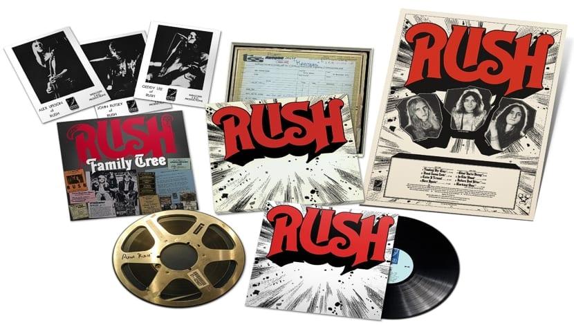 Rush Rediscovered 2014