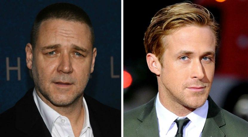 Russell Crowe y Ryan Gosling