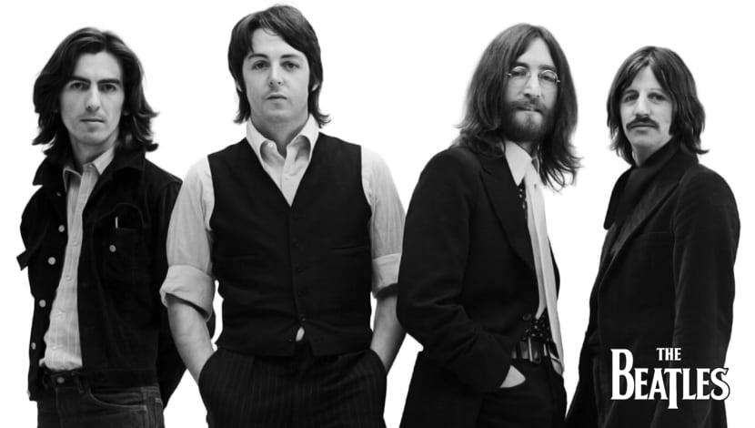 Beatles NBC Hirst