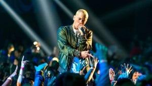 Eminem Hyde Park Londres