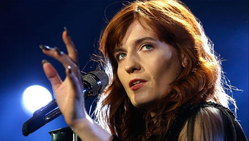 Florence Machine Arms Child
