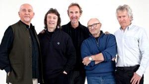 Peter Gabriel Genesis BBC