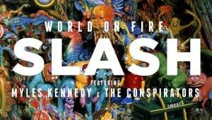 Slash World Fire Conspirators