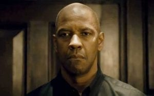 Denzel Wahington en The Equalizer