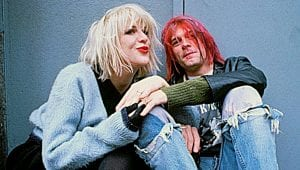Courtney Love Cobain biopic