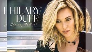 Hilary Duff Chasing Sun