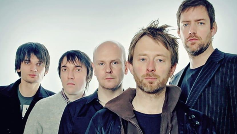 Radiohead Greenwood 2014