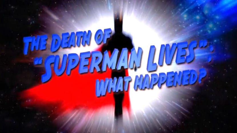 The Death of Superman Lives; What Happened