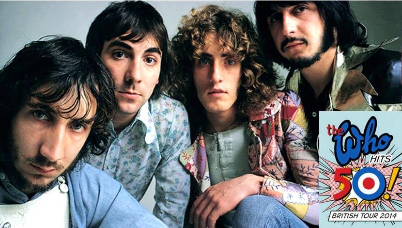 The Who 50 Tour