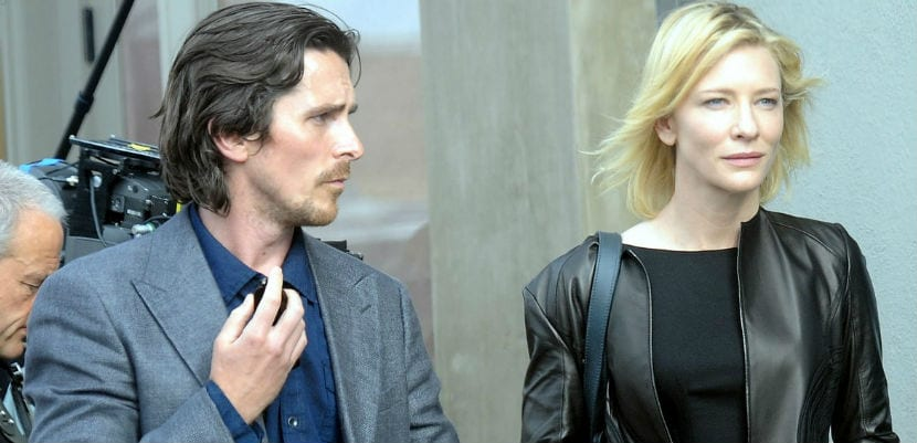 Christian Bale y Cate Blanchet