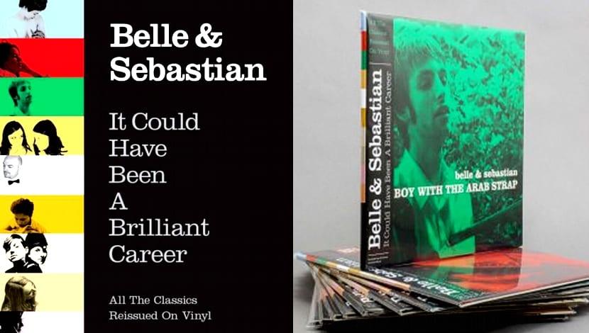 Belle and Sebastian Brilliant Career