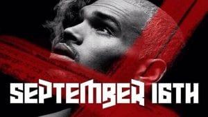 Chris Brown X septiembre