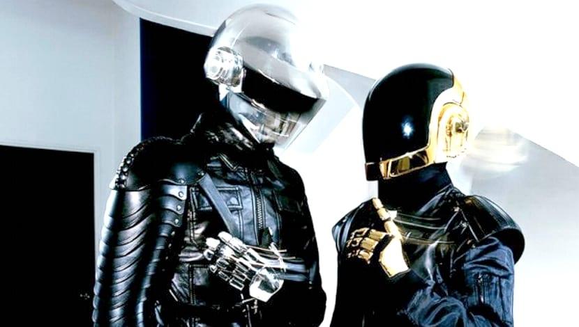 Daft Punk Human After All remixes