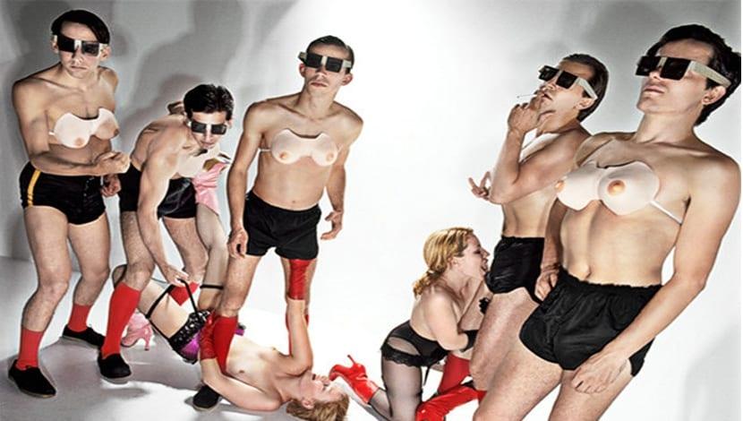 Devo Hardcore Tour 2014