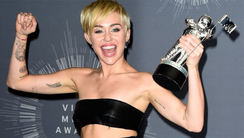 MTV VMA 2014 Miley