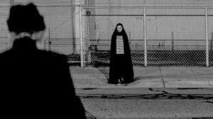 A Girls Walks Home Alone at Night