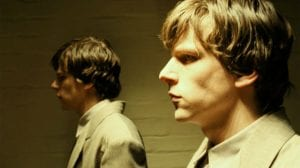 Jesse Eisenberg en The Double