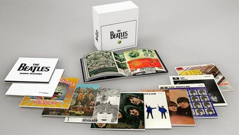 Beatles Mono vinilo