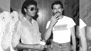 Queen Forever Jackson duet