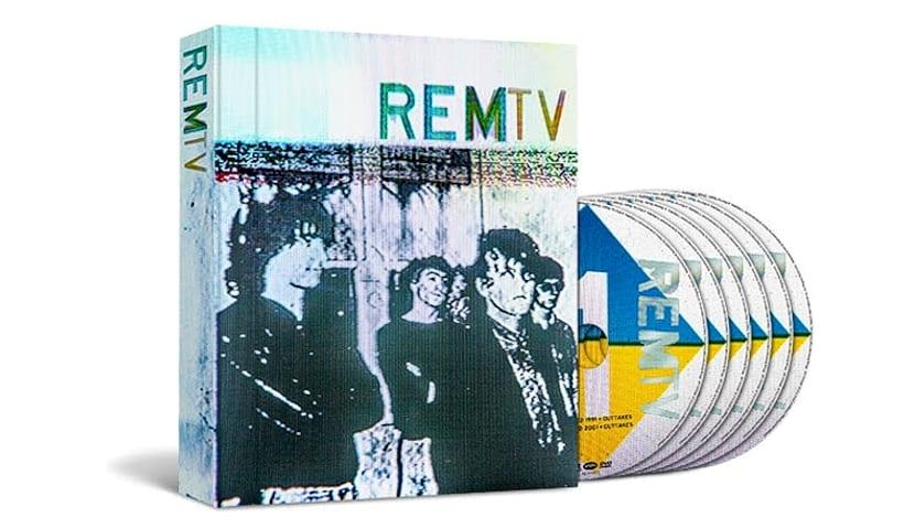 REMTV dvd rem mtv