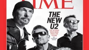 U2 Apple Time