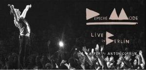 Depeche Mode dvd Berlín,