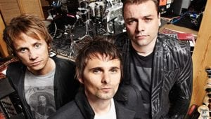 Muse estudio álbum