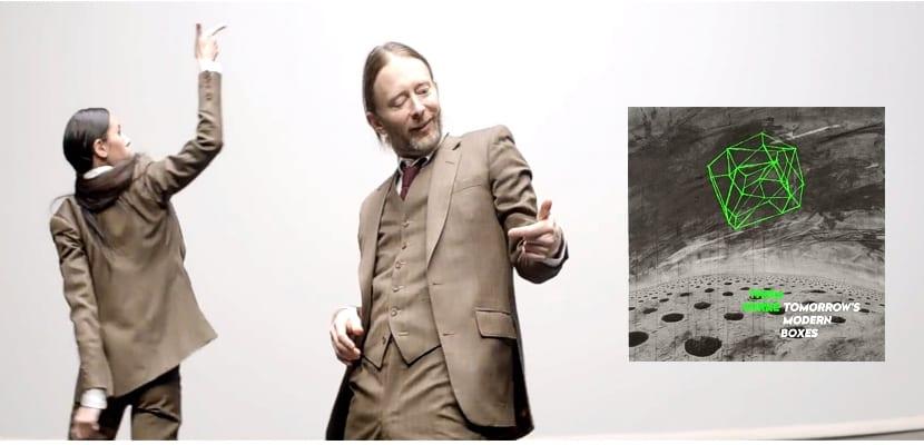 Thom York Tomorrow boxes